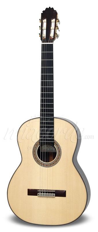 Guitarra luthier joan cashimira modelo 4 palo santo india for Guitarras de luthier